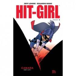 HIT-GIRL -8 CVR A RISSO