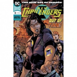 NEW CHALLENGERS -5 (OF 6)