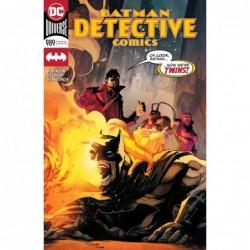 DETECTIVE COMICS -989