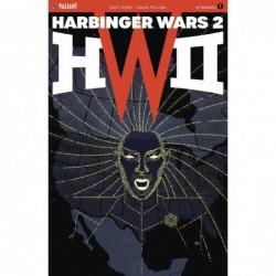 HARBINGER WARS 2 AFTERMATH...
