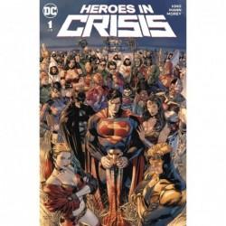 HEROES IN CRISIS -1 (OF 7)