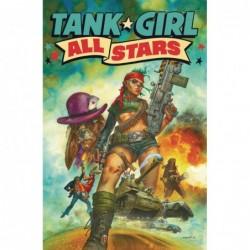 TANK GIRL ALL STARS -4 (OF...