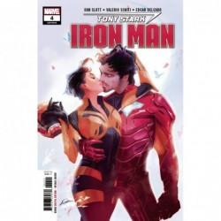 TONY STARK IRON MAN -4