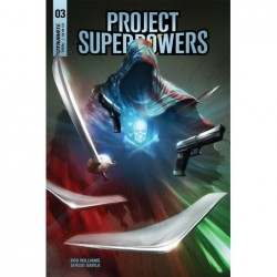 PROJECT SUPERPOWERS -3 CVR...