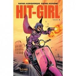 HIT-GIRL -9 CVR A ALBUQUERQUE