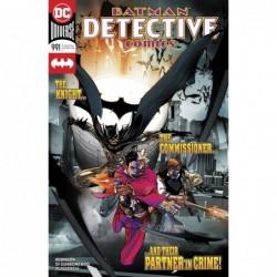 DETECTIVE COMICS -991