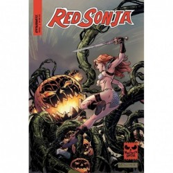 RED SONJA HALLOWEEN SPECIAL...