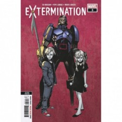 EXTERMINATION -3 (OF 5) 2ND...