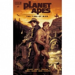 PLANET OF THE APES TIME OF...