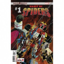 VAULT OF SPIDERS -1 (OF 2) SG