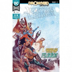 JUSTICE LEAGUE -11 (DROWNED...