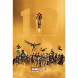 MARVEL STUDIOS FIRST 10...
