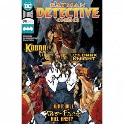 DETECTIVE COMICS -992