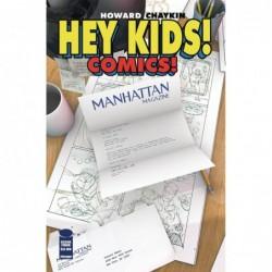 HEY KIDS COMICS -4