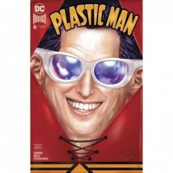 PLASTIC MAN -6 (OF 6)