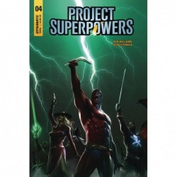 PROJECT SUPERPOWERS -4 CVR...
