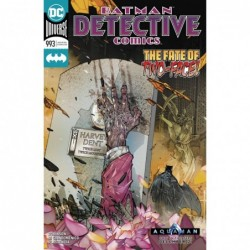 DETECTIVE COMICS -993