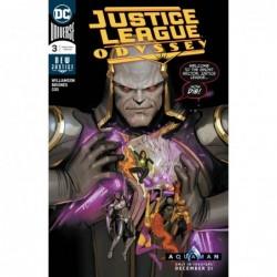 JUSTICE LEAGUE ODYSSEY -3...