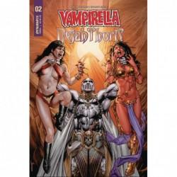 VAMPIRELLA DEJAH THORIS -3...