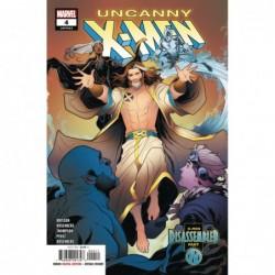 UNCANNY X-MEN -4
