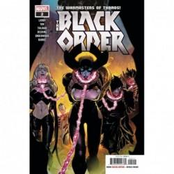BLACK ORDER -2 (OF 5)