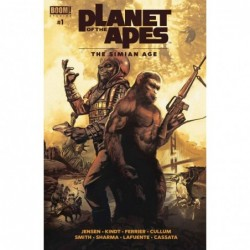PLANET OF APES SIMIAN AGE...