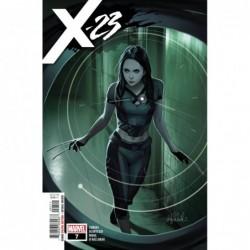 X-23 -7