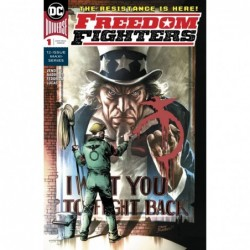 FREEDOM FIGHTERS -1 (OF 12)