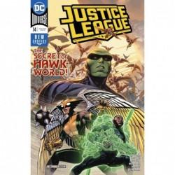 JUSTICE LEAGUE -14