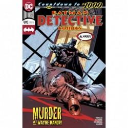 DETECTIVE COMICS -995
