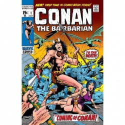 TRUE BELIEVERS CONAN THE...