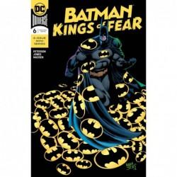 BATMAN KINGS OF FEAR -6 (OF 6)