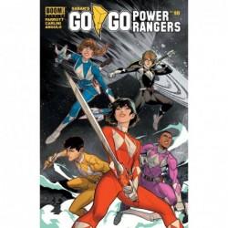 GO GO POWER RANGERS -16...