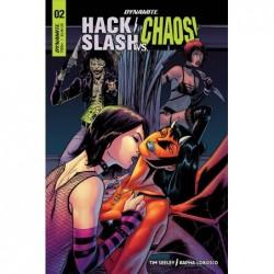 HACK SLASH VS CHAOS -2 CVR...