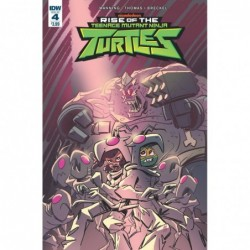RISE OF THE TMNT -4 SURIANO...