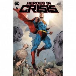 HEROES IN CRISIS -5 (OF 9)
