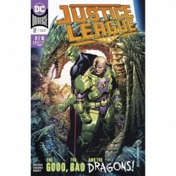 JUSTICE LEAGUE -17