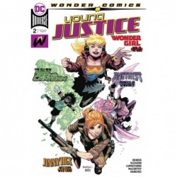 YOUNG JUSTICE -2