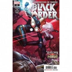 BLACK ORDER -4 (OF 5)