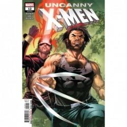 UNCANNY X-MEN -12