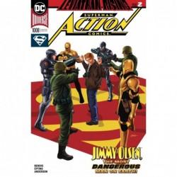 ACTION COMICS -1008