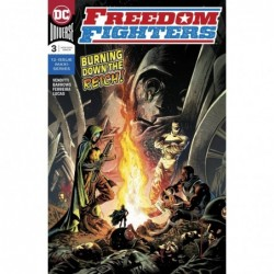 FREEDOM FIGHTERS -3 (OF 12)