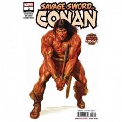 SAVAGE SWORD OF CONAN -2
