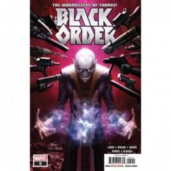 BLACK ORDER -5 (OF 5)