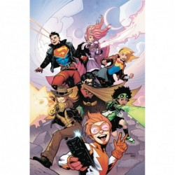 YOUNG JUSTICE -3