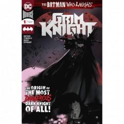BATMAN WHO LAUGHS THE GRIM...