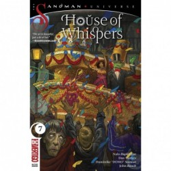 HOUSE OF WHISPERS -7