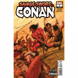 SAVAGE SWORD OF CONAN -3