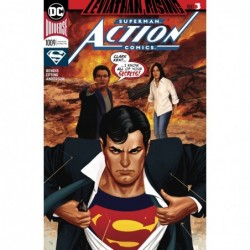 ACTION COMICS -1009
