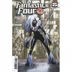 FANTASTIC FOUR -8 RAMOS...